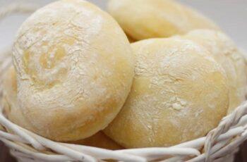 Receta de pan mollete