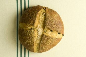 Receta de pan nochebueno