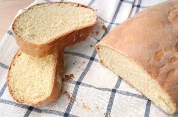 Receta de pan de torrija