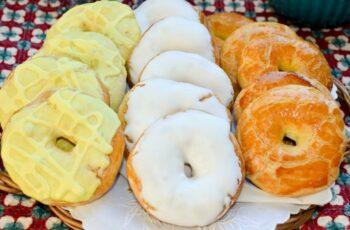Receta de rosquillas de San Isidro